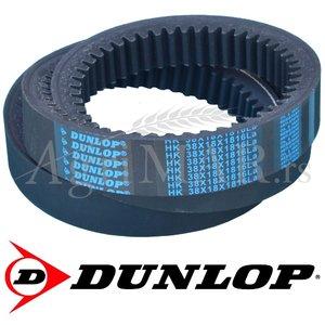 38x1816 La cogged variable v-belt DUNLOP (DF 01141637, 06236657)