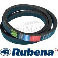 45x3165 La / 45x3123 Lw / wrapped variable v-belt RUBENA