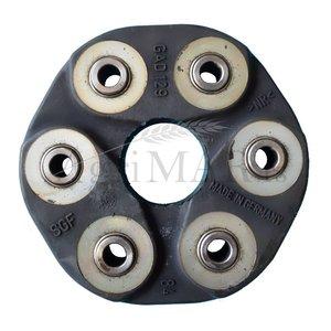 CL 608014.0 FLEKSIBILNA GUMENA SPOJNICA JURID Φ40 x 130 mm