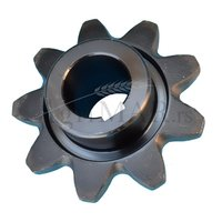 CL 670489.1 SPROCKET Φ40 x 9 teeth x 38.4 mm pitch
