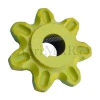 CL 678856.3 SPROCKET Φ26 x 7 teeth x 38.4 mm pitch