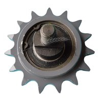 CL 673329.0 SPROCKET ASSEMBLY 15 teeth x 15.875 mm pitch