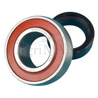 UY 206 2RS bearing KYK (HQSA206LLU) [UY206 2RS]