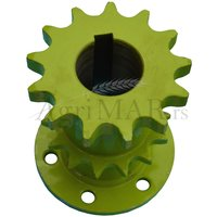 CL 673330.1 DOUBLE SPROCKET Φ35 x 13/14 teeth