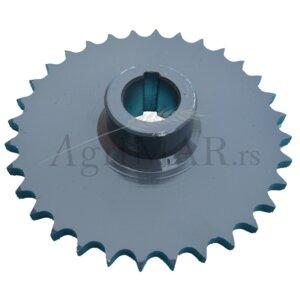 CL 677205.0 LANČANIK Φ30 x 32 zuba x 15.875 mm korak