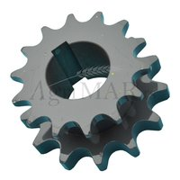 CL 645333.1 DOUBLE SPROCKET Φ35 x 13/14 teeth