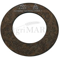 CL 619510.1 FRICTION PLATE 81.5x140x3.2 mm [CL 629339.0]