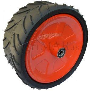 complete seeder wheel metal 370x165 NCM