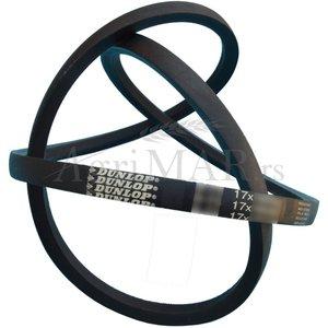 17x2850 Li classical v-belt DUNLOP