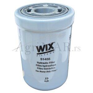 hydraulic filter 51455 WIX